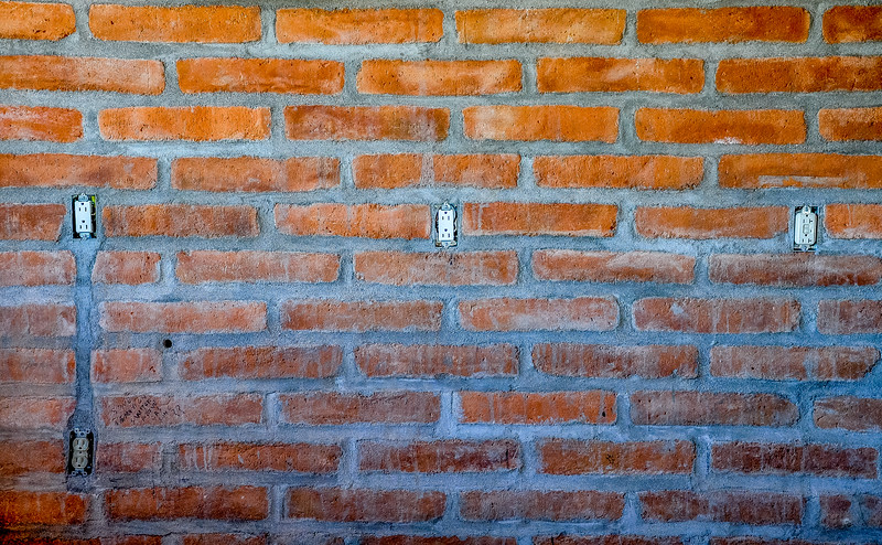 West Kitchen Wall