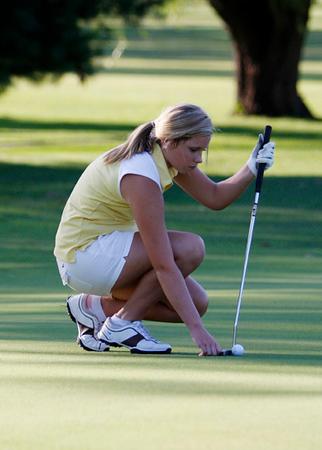 SNHS Girls Golf vs BC - Delphi 2009