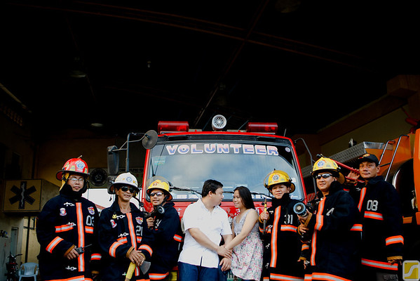 Tabaco Tsinoy Fire Volunteers
