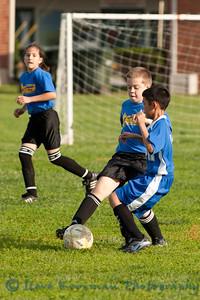 2011 Soccer vs OLPH