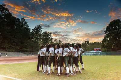 Softball vs. Pace October 2, 2017