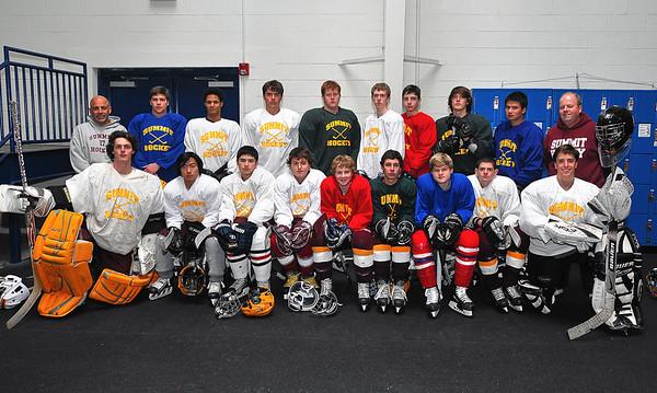Summit Hockey Practice 11-30-09