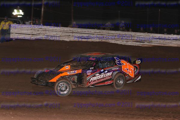 Abilene Speedway 2-25-2012 Ice Breaker