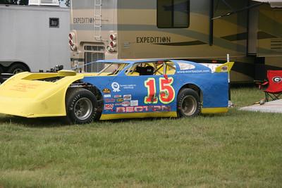 Albany Motor Speedway July 26, 2008