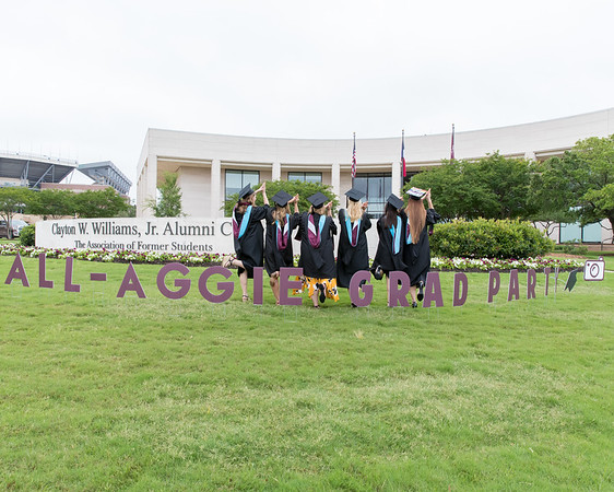 All-Aggie Grad Party