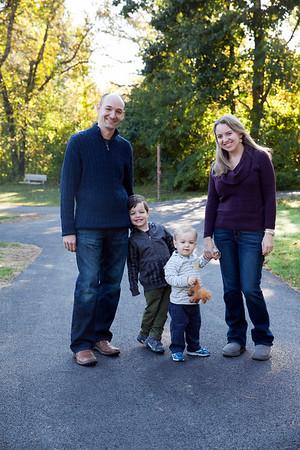 Anna and Paul and Ian and Simon