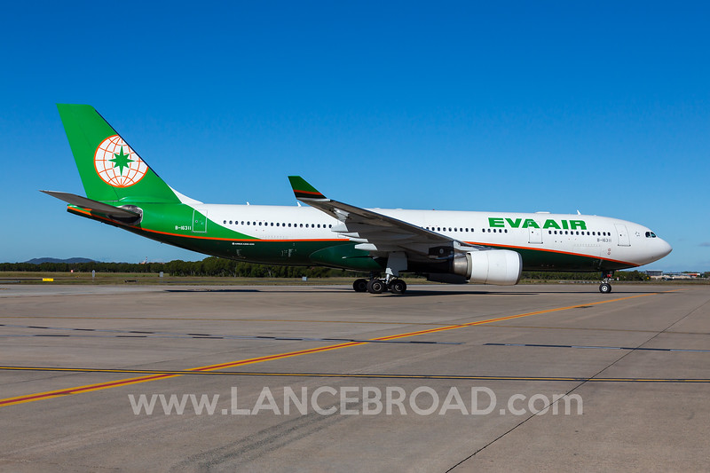 Eva Air A330-200 - B-16311 - BNE