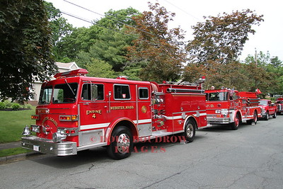MAFAA 39th Annual Parade and Muster, 6-11-16