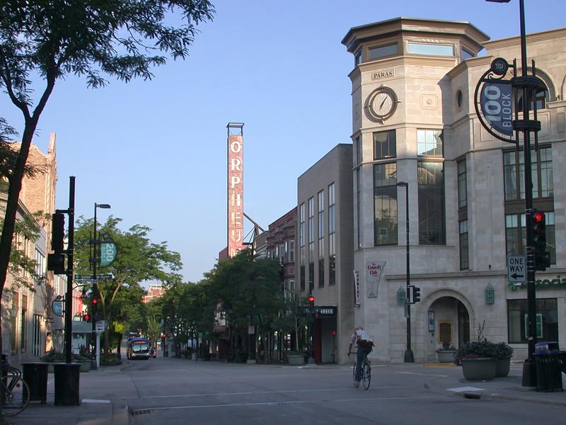 State St. Mall