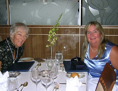 Transatlantic on the QM2 October 2004