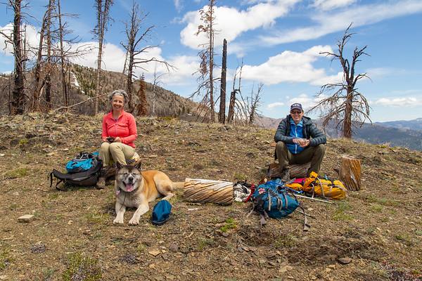 Burgett Peak May 2021