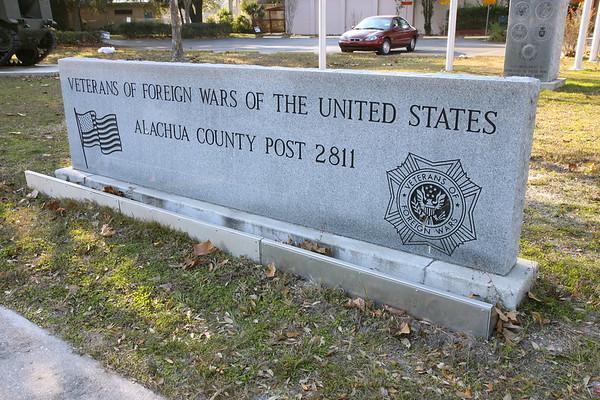 VFW Post 2811 - Gainesville, FL - M37, M42