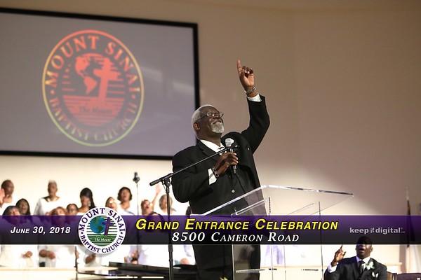 8500 Cameron Rd Grand Entrance Celebration