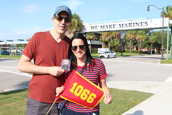 Justin's Parris Island US Marine Boot Camp Graduation Trip - August 24-29, 2021
