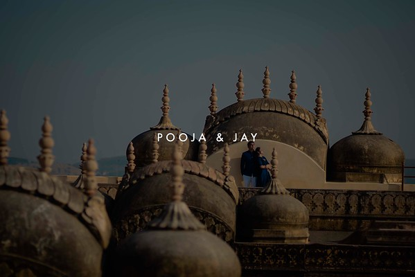 Pooja and Jay | Jaipur