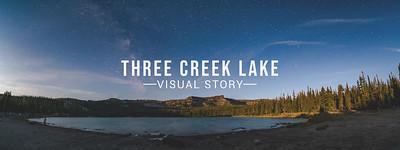 Three Creek Lake Visual Story