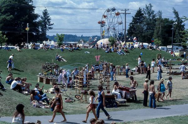 Vashon Island Strawberry Festivals 1978-1979