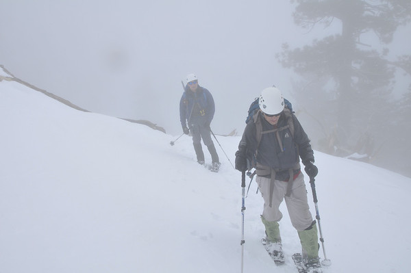 Mt. Baldy March 24, 2011