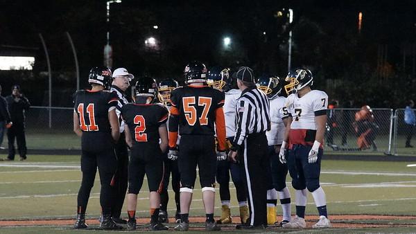 HHHS vs Saddle Brook Playoff game 1