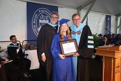 06.02.2019 Commencement McCabe - Awards
