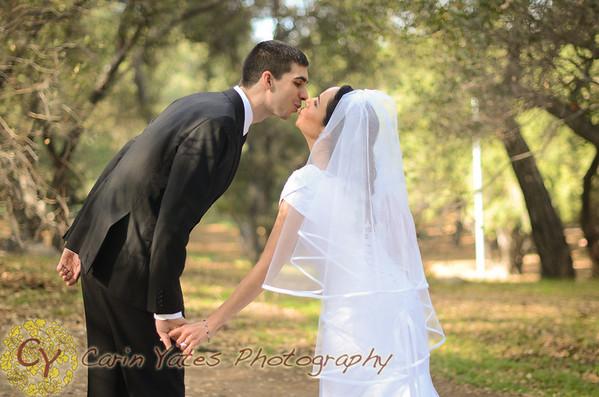 Dustin and Karineh Wedding