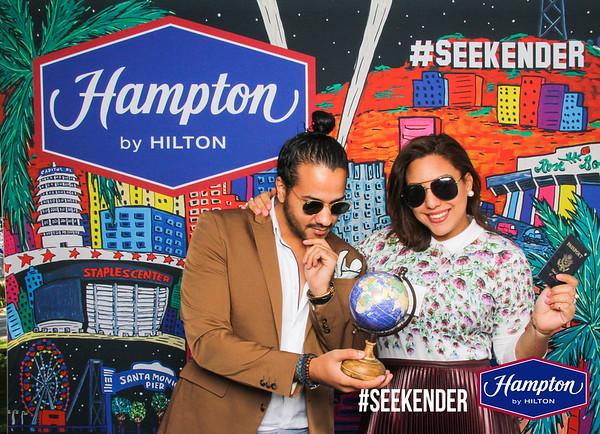 Hampton by Hilton's Seekender