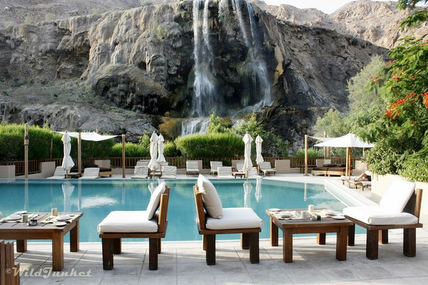 Ma'in Hot Springs