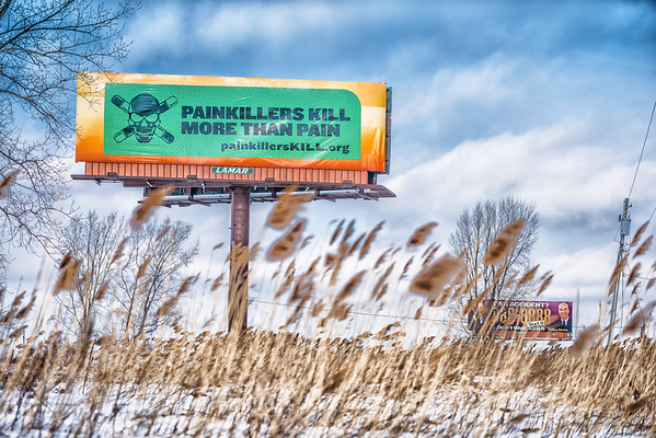 Painkillers Kill Campaign