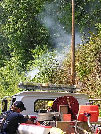 08-19-08 Walhonding Valley FD Grass Fire