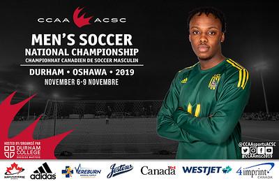 2019 CCAA Men's Soccer National Championship
