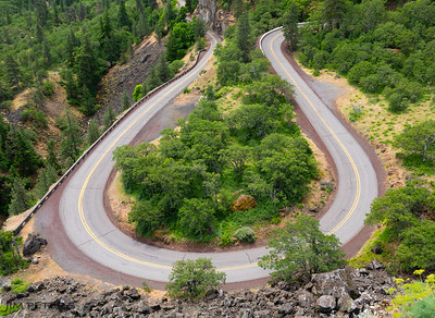 Columbia River Gorge, Mt. Hood, Astoria, Lewis & Clark - Click to Open