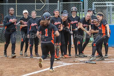 Varsity Softball vs Madison 5/18/16
