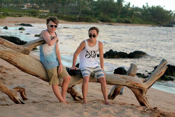 Trey & Juliano - HIGH SCHOOL SENIOR PORTRAITS