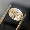 1.05ct Oval Cut Diamond GIA H SI1 18