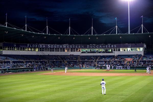 FSW Bucs Baseball Home Opener