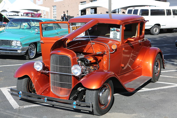 Atomic Motors Car Show Henderson, Nevada Oct. 9,2021
