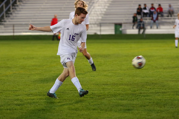 Soccer Boys Districts vs Maple Valley
