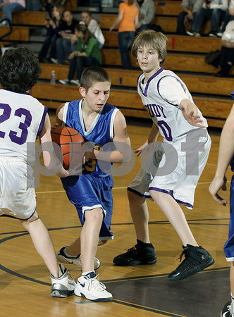 Boys Jr. High Basketball