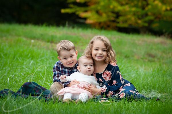 Elsie, James & Emma