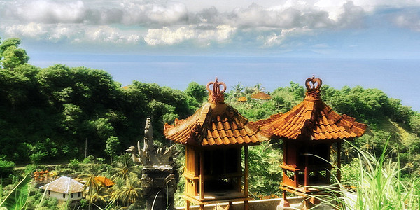 Индонезия. Бали. Амед. Фотоколлекция - Валерий Гаркалн