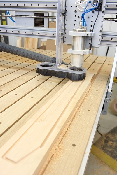 Integrating CNC's Into Woodworking with Celeski