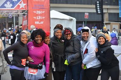 Miscellaneous & Finish Chute - 2018 Detroit Free Press Marathon