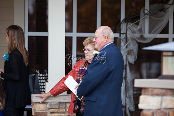 Ceremony - Melissa and Dominic