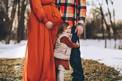 Bruen - Maternity Session
