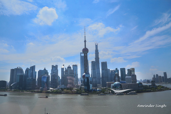 Shangahi August 2013