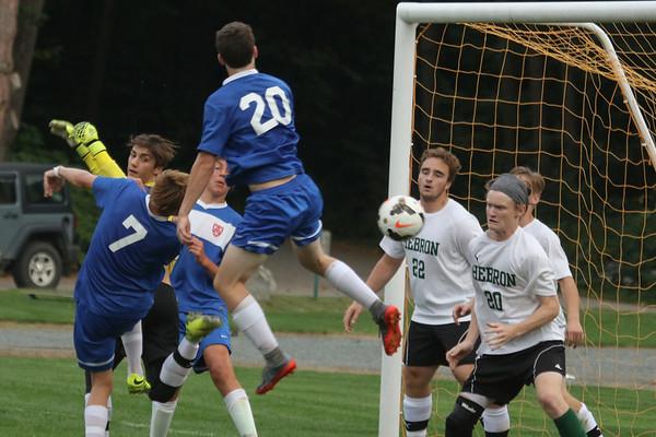 Boys' JV Soccer vs. Hebron | September 20