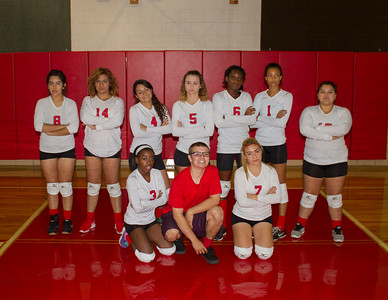 MIHS Volleyball 2016 2017
