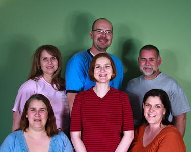 2009 Robyns Family (Utah)