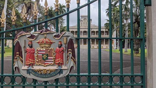 King Kamehameha V Judiciary History Center