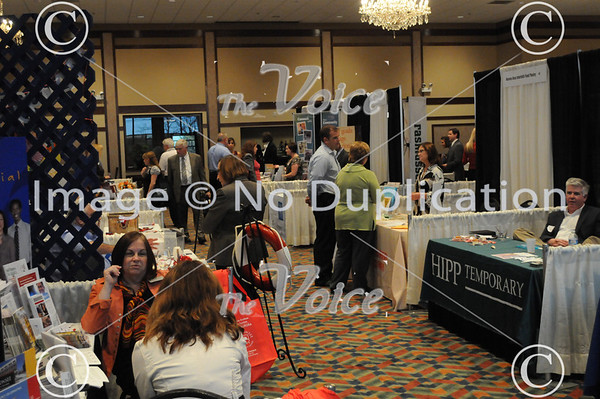 Aurora Regional Chamber of Commerce Business Expo at Piper's Banquets in Aurora, IL 10-25-12